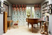 Фото 3 50+ идей креплений для штор: виды и особенности