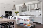 Фото 19 70 идей мебели для кухни: стили, виды, материалы