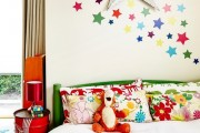 Фото 20 45+ декоративных наклеек для интерьера на стены (фото)