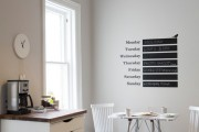 Фото 25 70+ декоративных наклеек для интерьера на стены (фото, видео)