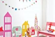 Фото 13 70+ декоративных наклеек для интерьера на стены (фото, видео)
