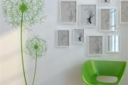 Фото 16 45+ декоративных наклеек для интерьера на стены (фото)