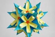 Фото 14 65 идей новогодних игрушек из бумаги своими руками к Новому году 2017