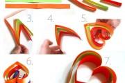 Фото 19 65 идей новогодних игрушек из бумаги своими руками к Новому году 2017