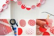 Фото 29 65 идей новогодних игрушек из бумаги своими руками к Новому году 2017