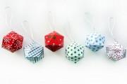 Фото 30 65 идей новогодних игрушек из бумаги своими руками к Новому году 2017