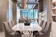 Фото 14 60+ идей кухонных столов: разнообразие форм, цветов, материалов