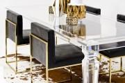 Фото 9 60+ идей кухонных столов: разнообразие форм, цветов, материалов