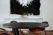 Фото 19 60+ идей кухонных столов: разнообразие форм, цветов, материалов