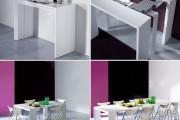 Фото 25 60+ идей кухонных столов: разнообразие форм, цветов, материалов