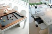 Фото 26 60+ идей кухонных столов: разнообразие форм, цветов, материалов