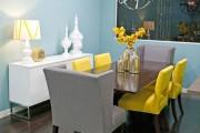 Фото 10 60+ идей кухонных столов: разнообразие форм, цветов, материалов