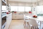 Фото 31 85+ идей кухонных столов: разнообразие форм, цветов, материалов