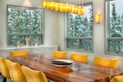 Фото 1 85+ идей кухонных столов: разнообразие форм, цветов, материалов