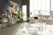 Фото 16 65+ идей 3d обоев на стену в квартире (фото)