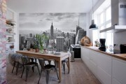 Фото 17 65+ идей 3d обоев на стену в квартире (фото)