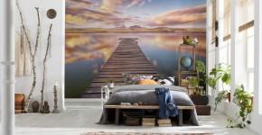 65+ идей 3d обоев на стену в квартире (фото) фото