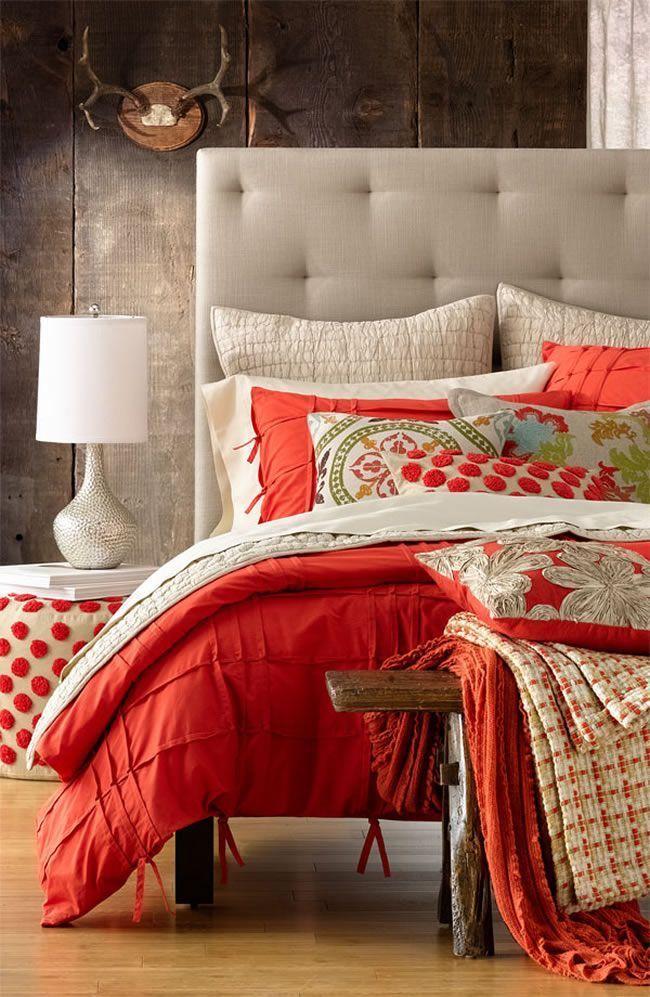 Благодаря огромному выбору постельного белья, любое одеяло будет выглядеть великолепно и подходить под интерьер