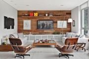 Фото 2 50+ идей мебели цвета орех в интерьере: стиль и изысканность