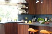 Фото 1 50+ идей мебели цвета орех в интерьере: стиль и изысканность