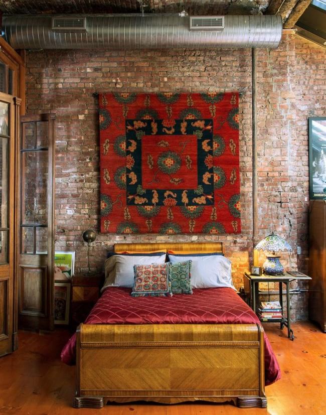 Цветовая гармония в оформлении спальной комнаты