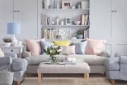 Фото 28 70 идей пастельных тонов в интерьере: мягкая гармония в доме
