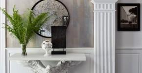 60+ идей пилястр в интерьере: роскошный декор в вашем доме фото