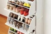 Фото 2 55 идей как хранить обувь в доме: полки, подставки, шкафы