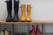 Фото 5 55 идей как хранить обувь в доме: полки, подставки, шкафы