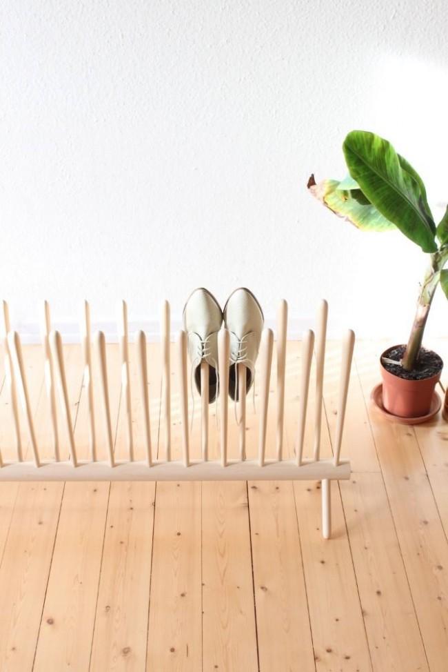 55 идей как хранить обувь в доме