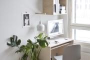 Фото 23 55 идей дизайна рабочего места: у окна, в шкафу, детское рабочее место