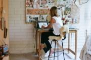 Фото 11 55 идей дизайна рабочего места: у окна, в шкафу, детское рабочее место