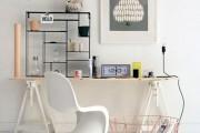 Фото 2 55 идей дизайна рабочего места: у окна, в шкафу, детское рабочее место
