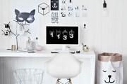 Фото 21 55 идей дизайна рабочего места: у окна, в шкафу, детское рабочее место
