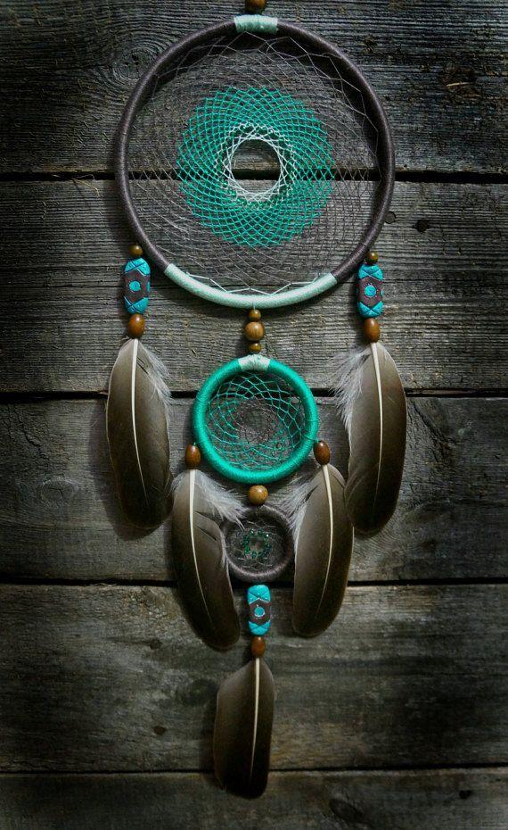 Ловец снов, сделанный своими руками - это отличный декор для дома и замечательная идея для подарка