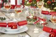 Фото 16 55 идей сервировки новогоднего стола 2019