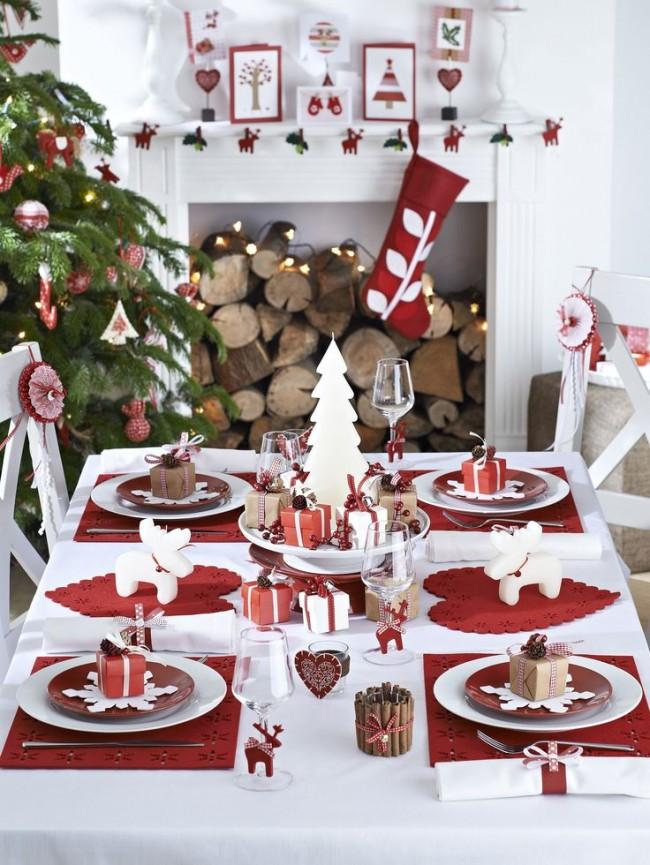 Сервировка новогоднего стола должна быть максимально праздничной и радостной, чтобы завершение уходящего года ассоциировалось с приятными моментами и у вас, и у ваших гостей.