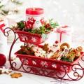 55 идей сервировки новогоднего стола 2017 фото
