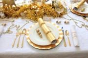 Фото 5 55 идей сервировки новогоднего стола 2019