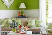 Фото 15 60+ идей сочетания зеленого цвета в интерьере: правила оформления и цвета-партнеры