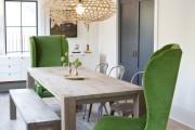 Фото 11 60+ идей сочетания зеленого цвета в интерьере: правила оформления и цвета-партнеры