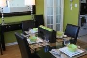 Фото 12 60+ идей сочетания зеленого цвета в интерьере: правила оформления и цвета-партнеры