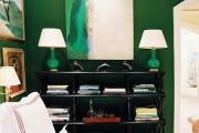 Фото 10 60+ идей сочетания зеленого цвета в интерьере: правила оформления и цвета-партнеры