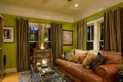 Фото 16 60+ идей сочетания зеленого цвета в интерьере: правила оформления и цвета-партнеры