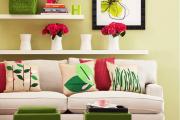 Фото 20 60+ идей сочетания зеленого цвета в интерьере: правила оформления и цвета-партнеры
