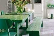 Фото 23 60+ идей сочетания зеленого цвета в интерьере: правила оформления и цвета-партнеры