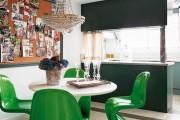 Фото 3 60+ идей сочетания зеленого цвета в интерьере: правила оформления и цвета-партнеры