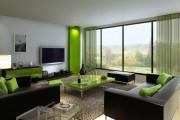 Фото 33 60+ идей сочетания зеленого цвета в интерьере: правила оформления и цвета-партнеры