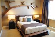 Фото 8 60+ идей дизайна спальни площадью 12 кв.м. (фото)