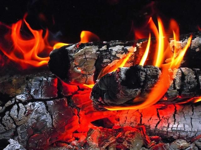 Главным достоинством твердотопливного котла является доступность топлива